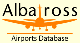Albatross World Airports Database